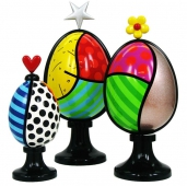 Romero Britto - Eggs